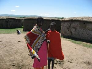 maasaimara マサイ族